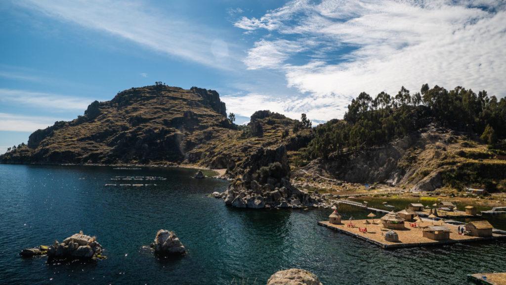 Iles flottantes boliviennes