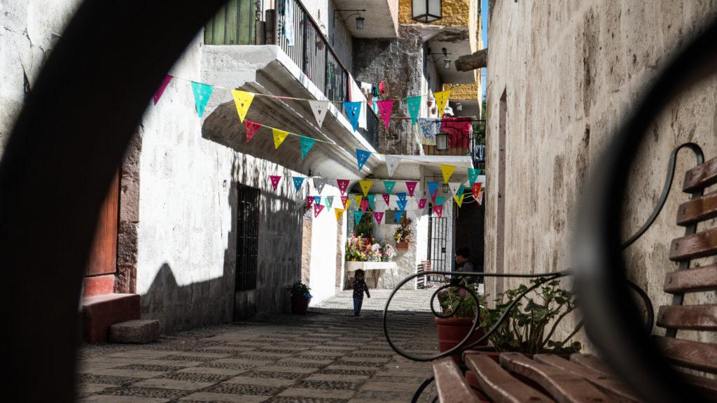 Quartier del solar Arequipa