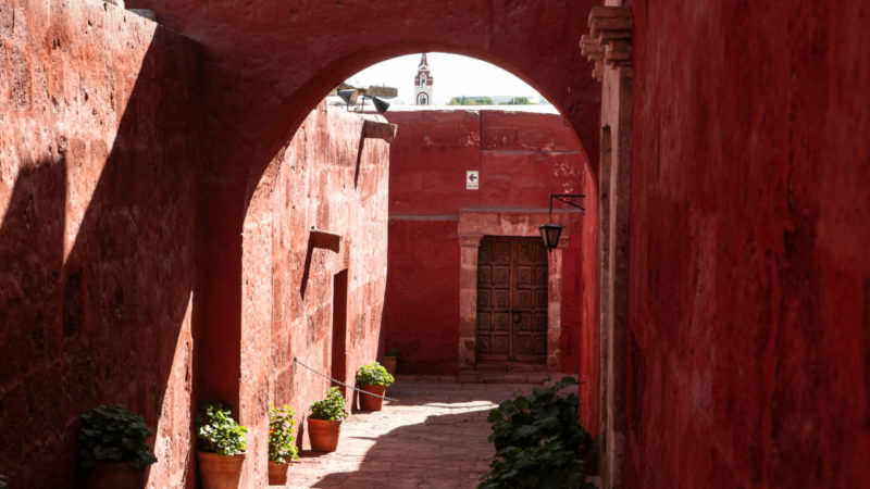 Couvent San Catalina Arequipa