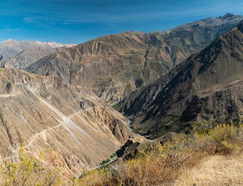 Canyon de Colca, un des plus grands au monde !