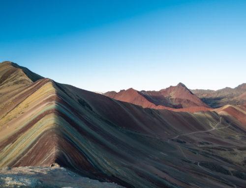 La montagne aux 7 couleurs (Rainbow Mountain)