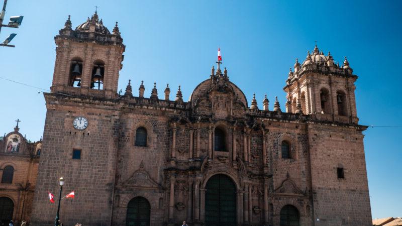 Cathédrale del Cuzco Cusco