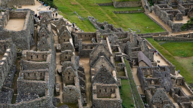 Machu Picchu en après midi