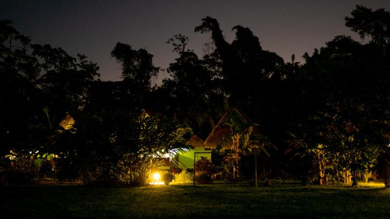 Lodge de nuit puerto maldonado