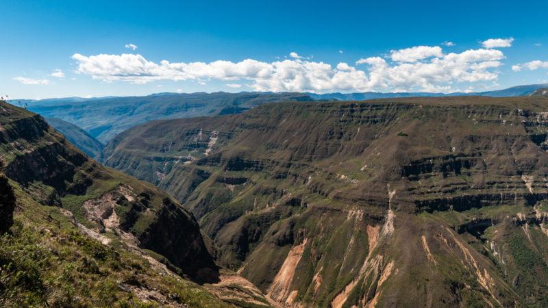 Canyon de Sonche Pérou