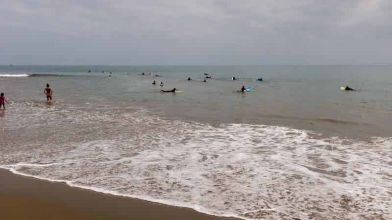 Cours de surf Mancora