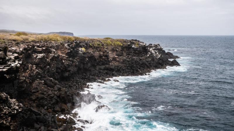 Playa Loberia San Cristobal Galapagos