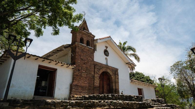 Eglise quartier San Antonio