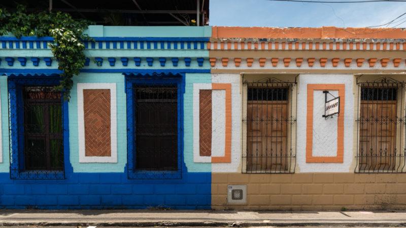Quartier San Antonio Colombie