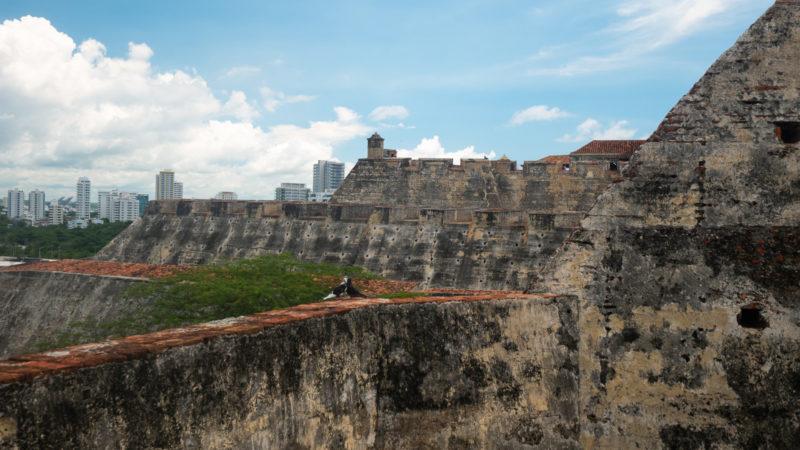Fort San Felipe Barajas Colombie