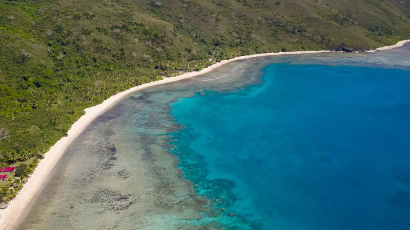 Drone Korovou Fidji