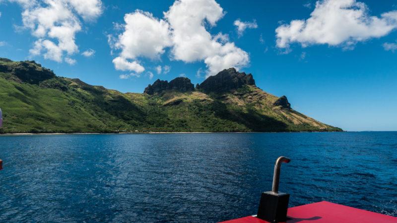 Bateau Yasawas Fidji